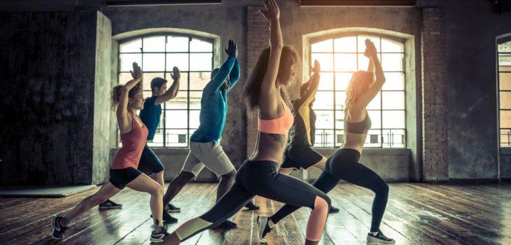 Top Fitness Trends 2019